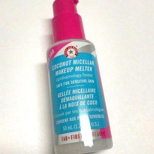 💜2/$25💜 coconut micellar makeup melter